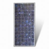 Solar Panel with 100W Rated Power and Weighs 10kg, Measures 1100 x 800 x 50mm Manufactures