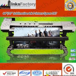 1.6m/1.8m Sublimation Ink Printer (64 and 72) sublimation printers wide format printers dye sublimation printers subli Manufactures