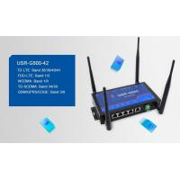 Quality 4G Industrial Router LTE Wireless 802.11b g n Industrial 4G Modem for sale