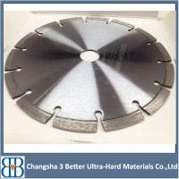 Arix laser welded diamond saw blade for concrete and concrete cutting disc Manufactures
