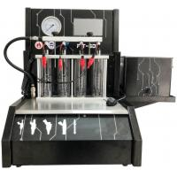 AC 50 Hz Fuel Injector Tester Compatible Idle Speed 0~600sec For GDI Injectors Manufactures