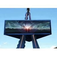 P8 Electronic Outdoor Advertising Led Display Screen For Large Companies / Small Institutions Manufactures