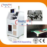 High Precision Pcb Depaneling Equipment  All Solid State UV Laser 355nm Manufactures
