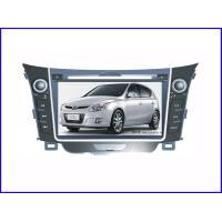 2 din TFT touch screen car radio dvd player / Car gps dvd player for Hyundai I30 Manufactures