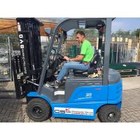 China Lifting Height 3m 2 Ton Battery Powered Lift Trucks With AC Motor Power Souce on sale