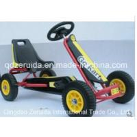 Yellow Color Kids Go Kart on Sale Manufactures