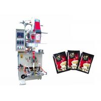 Food Industry Coffee Powder Packing Machine Output 35-90 Bags / Min Manufactures