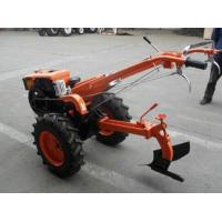 Walking Tractor / Hand Tractor with Single Plough / Plow Manufactures