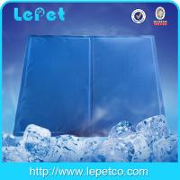 Factory wholesale eco-friendly re-useable cooling mat cooling dog bed Manufactures