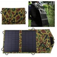 China solar power Accessories,Solar Power Bank Battery Charger,7w Solar Panel Power Bank USB battery on sale