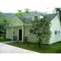 modern prefabricated home light steel structure energy saving green house Manufactures