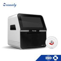 Animal Blood Chemistry Analyzer Machine High Accuracy For Small Laboratories Manufactures