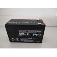 China 9.0ah Sealed Lead Acid Battery Pack For E Vehicle / Lifepo4 Battery Pack 12V on sale