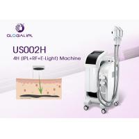 4 In 1 IPL RF Beauty Equipment 44*53*89cm Size With 8.4 Touch Screen Display Manufactures