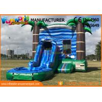 Buy cheap Large Commercial Bouncy Castles Jumping House For Kids 3 Years And Above from wholesalers