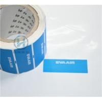 Tamper Proof Warranty Void Labels Non - Residue With Custom Die Cut Manufactures