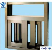China Aluminum profile windows and door manufacturer/ door frame aluminum extrusion on sale