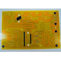 Peelable Mask Multilayer PCB Fabrication / Double Layer PCB with 3 OZ Copper Manufactures