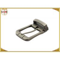 Unique Design Square Metal Brass Color Belt Buckles 35mm Inner Size Zinc Alloy Manufactures