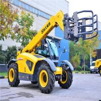 XC6-3006K Heavy Earth Moving Machinery 6m Telescopic Handler 3 Ton Wood With WEICHAI Engine Manufactures