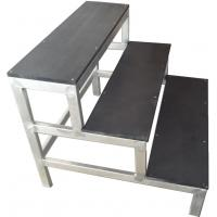 Quality Customized Portable Stage Platform , Three-step Stairs For Event , Stage for sale