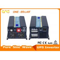 12V / 24V Pure Sine Wave Off Grid Inverter With LCD Display With Multi-Function Manufactures