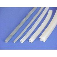 Extruded Silicone Seal Strip Superior Electrical Performance , FDA Certificate Manufactures
