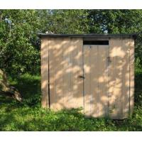 metal shed with galvanized steel sheet Manufactures