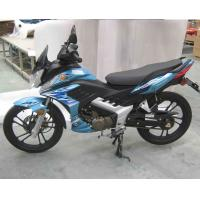 Semi - Cycle High Powered Motorcycles Air Cooling 150cc Street Motorcycle Manufactures