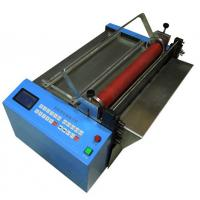 Microcomputer automatic PVC tube Cutting Machine LM-400s(cold Cutter) Available Width 5 - 400 mm Manufactures