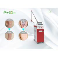 Vertical 1064nm 532nm Q-Switched ND YAG New Laser tattoo removal machine Manufactures