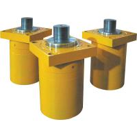 China Multi Function Heavy Duty Welded Hydraulic Cylinders For Container Transport on sale