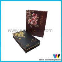 Colorful Environmental Six Pack Chocolate Paper Food Packaging Boxes Manufactures