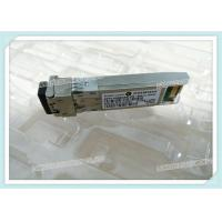 Quality Alcatel-Lucent Optical Transceiver Module 3FE65832AA SFP+ 10Gb/s 10GBase-ZR SMF 1550nm 80KM for sale