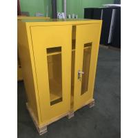 Flammable Goods Storage Cabinets With Earthing Socket For Combustible Liquid / Paint PPE equipment cabinet Manufactures