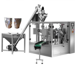 Food powder dispensing machine packaging machine price Manufactures