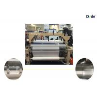 SD622 170cm Width Water Jet Weaving Loom Machine Two Nozzle Cam Motion Shedding Manufactures