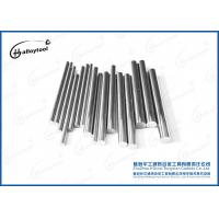 K10/K20 Excellent Wear Resistance Tungsten Carbide Bar For Non - Metal Processing Manufactures