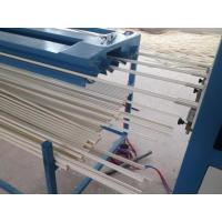 Four PVC Pipe Production Line PVC Resin Raw Materials 37KW Main Motor Power