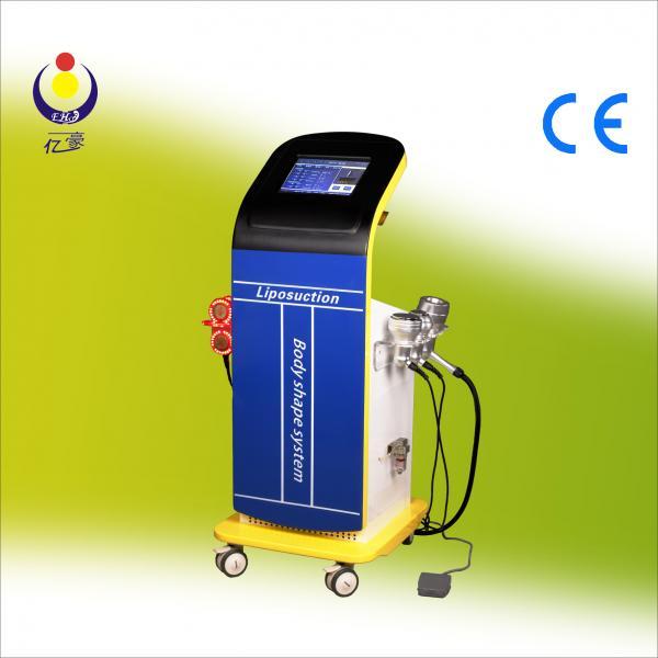 Quality vacuum liposuction cavitation ultrasonic machine for body slimming for sale