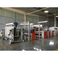 Carpet Tile Pre Coating Machine Conduction Oil Heating With Siemens Control System Manufactures