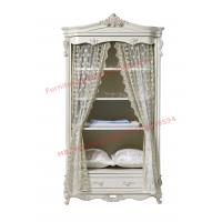 Quality Exquisite Design and Workmanship for Lovely Girls Bedroom Furniture set in White Color for sale