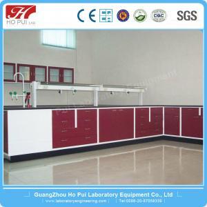 China Acid / Alkali Resistance Chemistry Lab Furniture , Chemistry Laboratory Table on sale