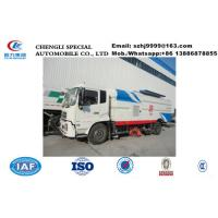 China Wholesale good price dongfeng tianjin street sweeping vehicle for sale, China made famous road sweeper truck for sale on sale