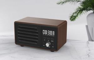 China Bluetooth Speaker with Alarm Clock Handsfree, Supports TF FM Aux Tws for Home on sale