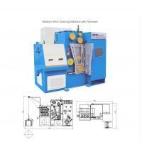 China Medium fine Wire Drawing Machine with Annealer on sale