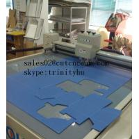 sun flute board sample making cutting table Manufactures