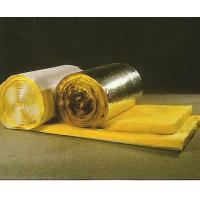 Aluminum Foil Glass Wool Blanket Fire Insulation For Metal Building Manufactures