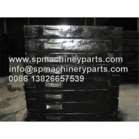China Supplier Direct Good Price Passenger Home Elevator Parts Steel Filler Weights For Traction Elevator Manufactures
