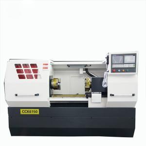 China CK6130 / CK6136 CNC Turning Turret Lathe Machine Bar Feeder Full Form Of Function on sale